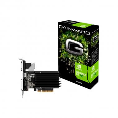 Scheda video 2gb ddr 5 gt 710 gainward