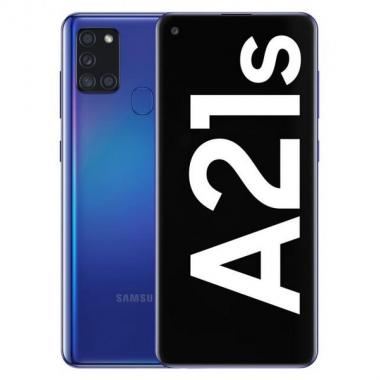 "Smartphone SAMSUNG A21S, 3GB, 32GB, OCTACORE, 6,5"" , TYPE C, BLUE"