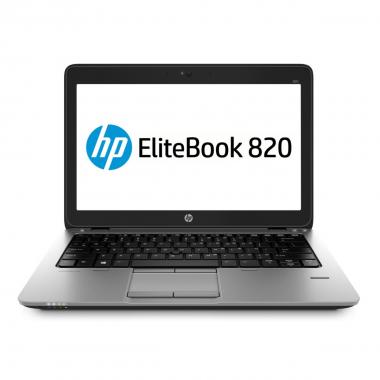 "NOTEBOOK RICONDIZIONATO HP ELITEBOOK 820 G2, 12,5"", I7-5600U , 8 GB RAM, HD 500 GB, BLUETOOTH, WLAN, CAM, WIN 10 UPGRADE, GARANZIA 1 ANNO, TASTIERA CON STICKER"