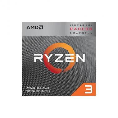 CPU AMD Ryzen 3 3200G with Radeon Vega 8 Graphics
