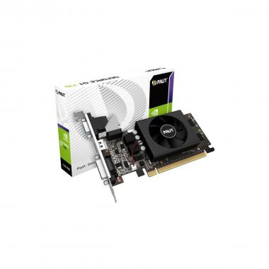 Scheda video 1gb ddr 5 gt 710 palit