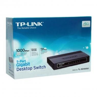 Tp-link 5 porte gigabit switch